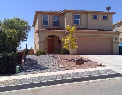 Rio Rancho Single Family Home For Sale: 3606 Buckskin Loop NE