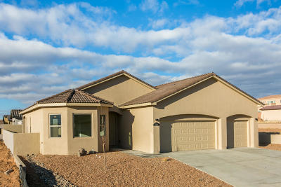 Rio Rancho Single Family Home For Sale: 2814 La Luz Circle NE