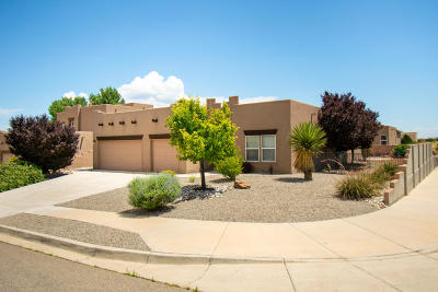 Rio Rancho Single Family Home For Sale: 5800 San Miguel Drive NE