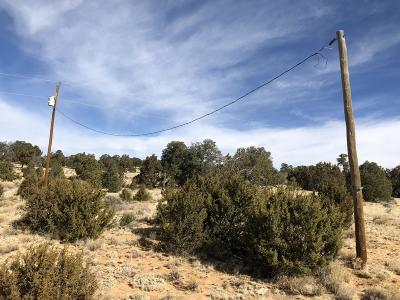 Cibola County Residential Lots & Land For Sale: Lot 42 Pine Meadows Ranch Unit 3