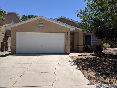 Albuquerque Single Family Home For Sale: 6612 Charwood Road NW
