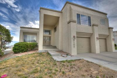 Bernalillo County Single Family Home For Sale: 6108 Medford Court NW