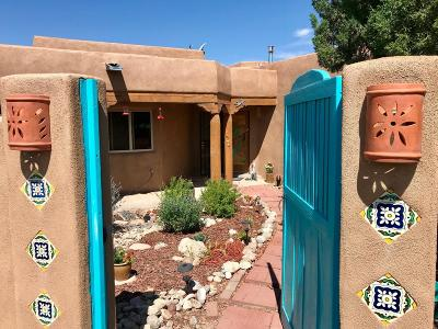 Placitas Single Family Home For Sale: 30 Camino De La Questa Del Aire