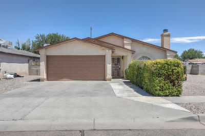 Los Lunas Single Family Home For Sale: 370 Calle Don Santiago NE