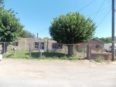 Albuquerque Single Family Home For Sale: 2831 Barcelona Road SW
