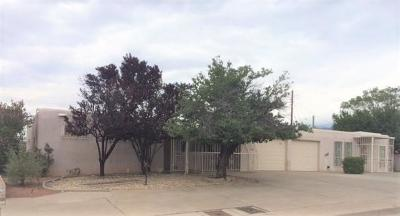 Albuquerque Multi Family Home For Sale: 11617 Indian School Road NE