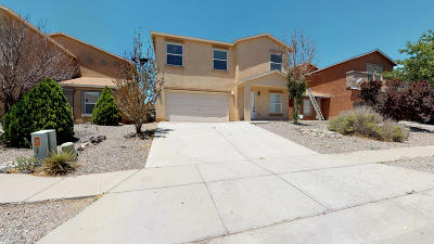 Bernalillo County Single Family Home For Sale: 2023 Rolling Ridge Drive SW