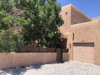 Albuquerque Single Family Home For Sale: 1705 Corte De Ristra NW