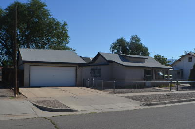 Bernalillo County Single Family Home For Sale: 609 Kinley Avenue NW