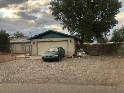 Albuquerque Single Family Home For Sale: 2511 Mares Road SW