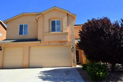 Los Lunas Single Family Home For Sale: 930 Recreo Court