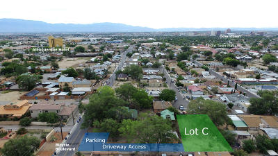 Albuquerque Residential Lots & Land For Sale: 2410 Mountain Road NW