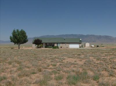 Belen, Los Lunas Single Family Home For Sale: 19 Mora Drive