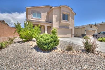 Los Lunas Single Family Home For Sale: 4 Salida Del Sol