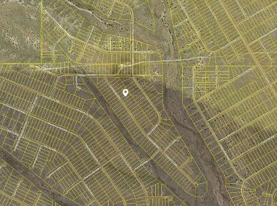 Rio Rancho NM Residential Lots & Land For Sale: $3,000