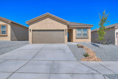 Rio Rancho Single Family Home For Sale: 4135 Summit Park Road NE
