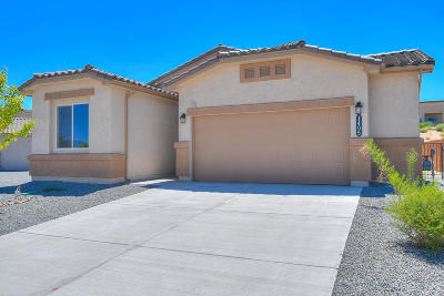 Rio Rancho Single Family Home For Sale: 4115 Summit Park Road NE