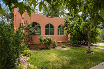 Bernalillo County Single Family Home For Sale: 610 11th Street NW