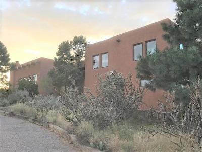 Albuquerque Single Family Home For Sale: 1219 Rockrose Road NE