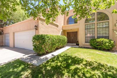 Albuquerque NM Single Family Home For Sale: $395,000