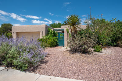 Albuquerque Single Family Home For Sale: 6215 Mojave Street NW