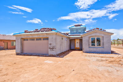 Rio Rancho Single Family Home For Sale: 417 5th Avenue NE