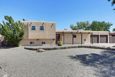 Rio Rancho Single Family Home For Sale: 706 La Casa De Prasa Drive SE