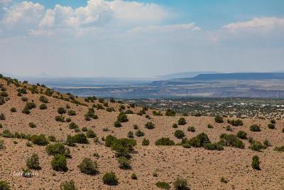 Placitas Residential Lots & Land For Sale: Vista Del Mundo A Through H