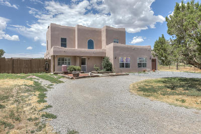 Edgewood Single Family Home For Sale: 1 Puebla Colinas Road
