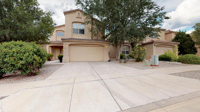 Albuquerque Single Family Home For Sale: 6701 Glenturret Way NE