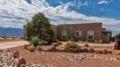 Rio Rancho Single Family Home For Sale: 6722 Oersted Road NE