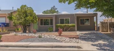 Albuquerque Single Family Home For Sale: 1637 Columbia Drive SE