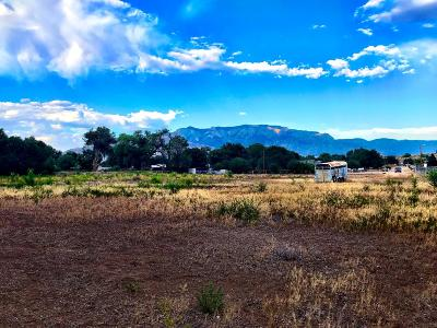 Albuquerque Residential Lots & Land For Sale: Flowers