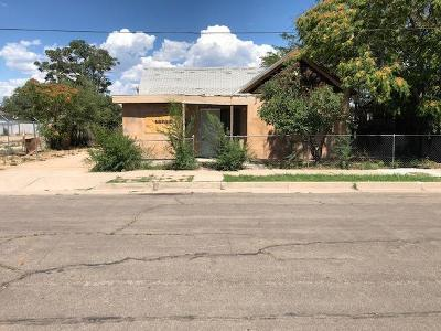 Albuquerque NM Single Family Home For Sale: $57,200