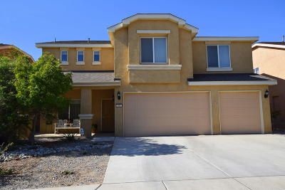 Los Lunas Single Family Home For Sale: 981 Capitan Street NW