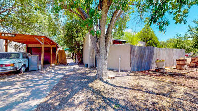 Albuquerque Single Family Home For Sale: 908 Green Acres Place NW