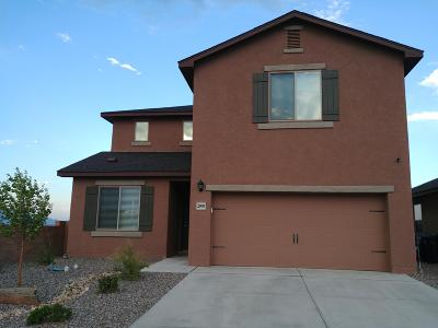 Albuquerque Single Family Home For Sale: 2900 Tierra Dorado Drive SW