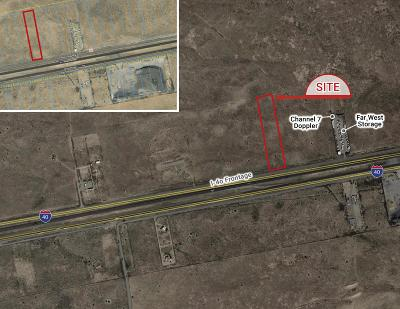 Albuquerque Residential Lots & Land For Sale: West I-40 Frontage Road NW