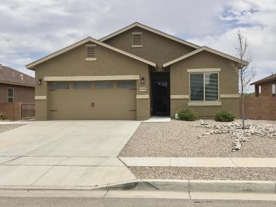 Rio Rancho Single Family Home For Sale: 6705 Mountain Hawk Loop NE