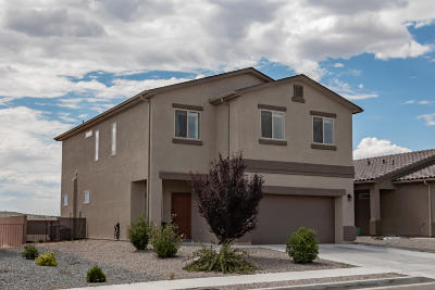 Rio Rancho Single Family Home For Sale: 1873 Goldenflare Loop NE