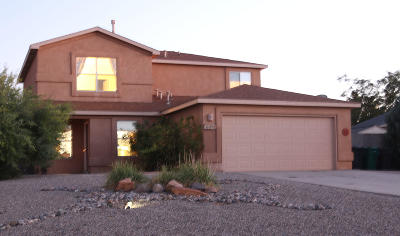 Rio Rancho Single Family Home For Sale: 6498 Sophia Hills Court
