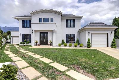 Single Family Home For Sale: 8220 Desert Lily Lane NE