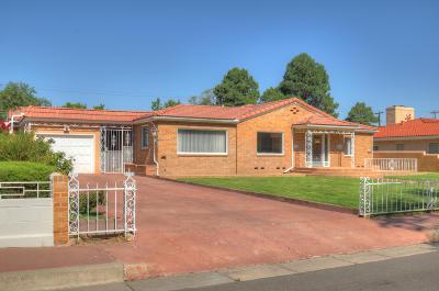 Albuquerque Single Family Home For Sale: 819 Parkland Circle SE