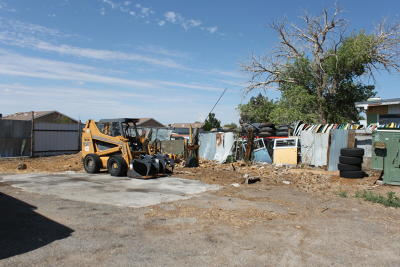 Albuquerque Residential Lots & Land For Sale: 11209 Acoma Road SE