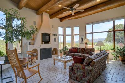 Sandia Park Single Family Home For Sale: 85 Kiva Loop