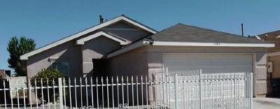 Albuquerque Single Family Home For Sale: 7909 Blue Avena Avenue SW