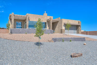 Rio Rancho Single Family Home For Sale: 2321 14th Street SE