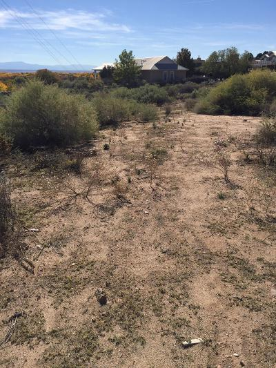 Albuquerque Residential Lots & Land For Sale: 1802 Calle Del Vista Road NW