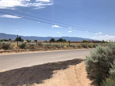 Valencia County Residential Lots & Land For Sale: 19 Dairy Road