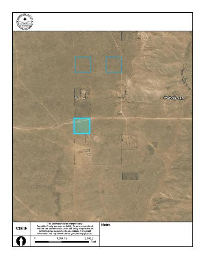 Albuquerque Residential Lots & Land For Sale: Off Pajarito (Bw #2) Road SW